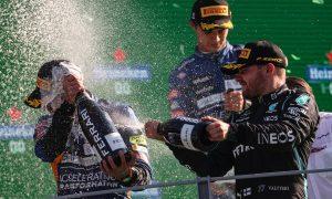 "Bottas: ""I told the team I'd be on the podium!"""