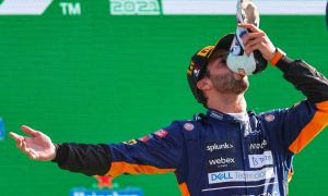 Ricciardo lost for words after stunning Monza victory