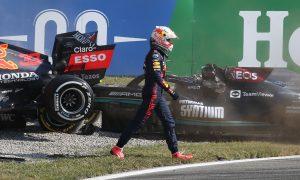 Verstappen: Critics of Monza crash walkaway just 'hypocrites'