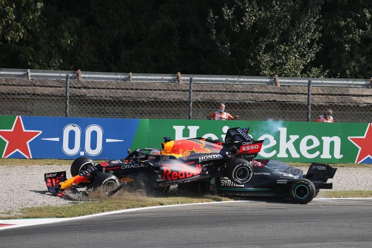Horner stands pat on Verstappen and Hamilton run-in