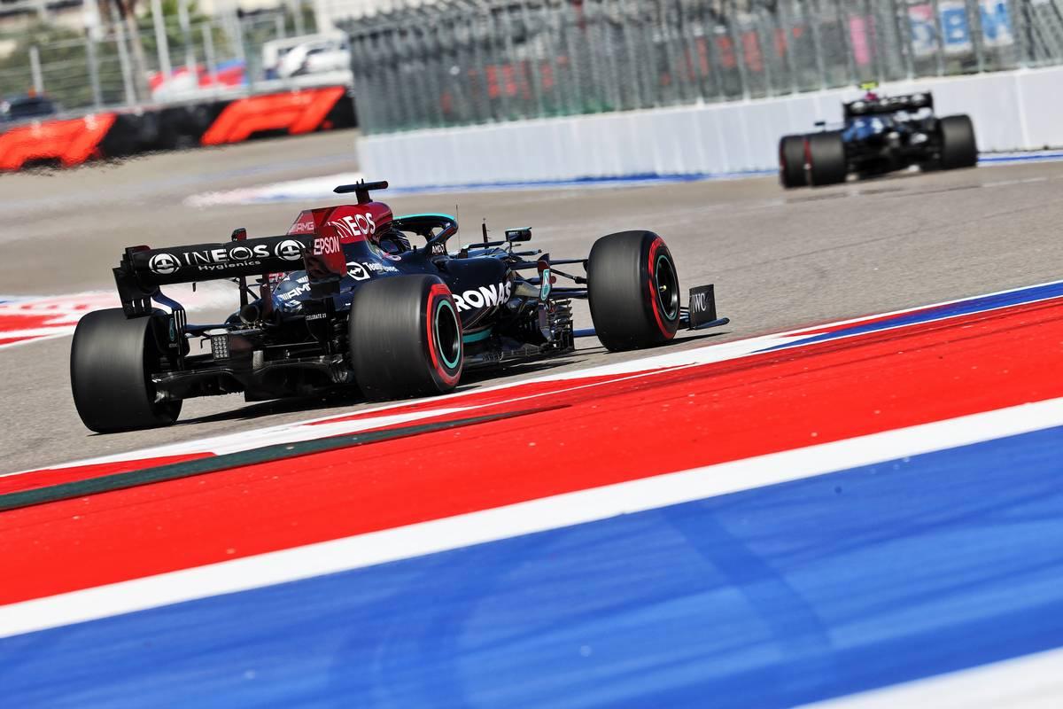 Lewis Hamilton (GBR) Mercedes AMG F1 W12. 24.09.2021. Formula 1 World Championship, Rd 15, Russian Grand Prix, Sochi