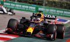 Max Verstappen (NLD) Red Bull Racing RB16B. 24.09.2021. Formula 1 World Championship, Rd 15, Russian Grand Prix, Sochi