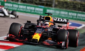 Official: Verstappen to start Russian GP at the back