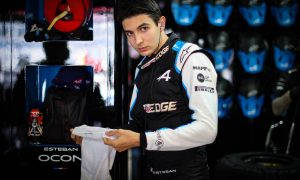 Ocon: Important to 'optimise' Friday sessions given weather outlook