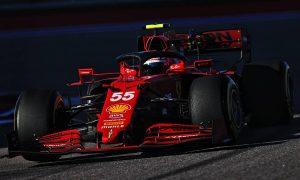 Sainz set for back row start in Turkey following PU upgrade