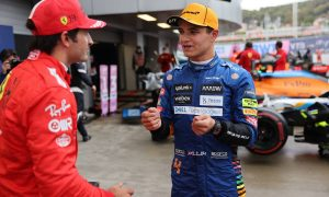 Russian GP: Saturday's action in pictures