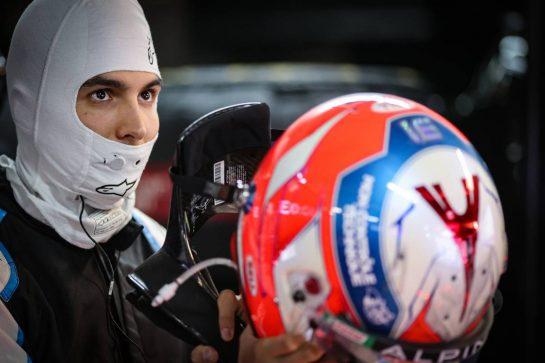 Esteban Ocon (FRA) Alpine F1 Team. 25.09.2021. Formula 1 World Championship, Rd 15, Russian Grand Prix, Sochi Autodrom, Sochi, Russia, Qualifying Day. - www.xpbimages.com, EMail: requests@xpbimages.com © Copyright: Charniaux / XPB Images