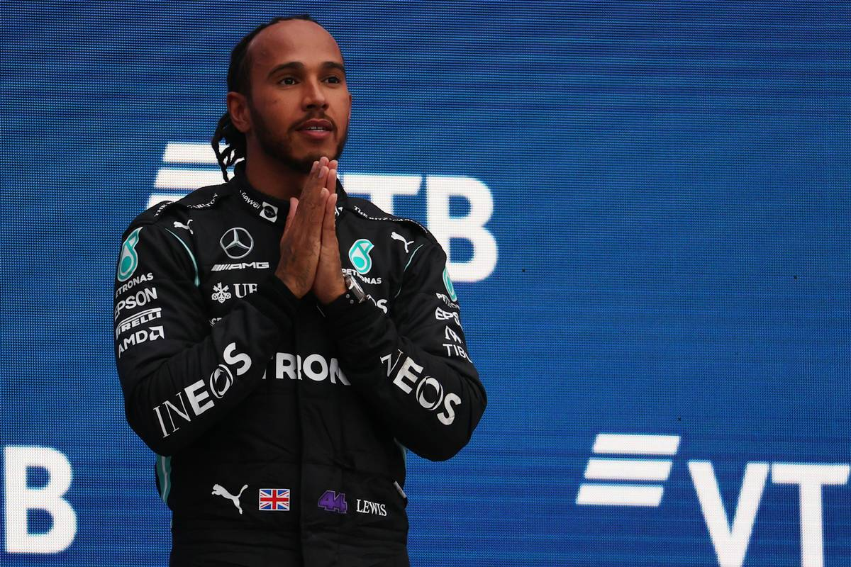 """Hamilton """"wasn't even sure 100th win would ever come"""""""