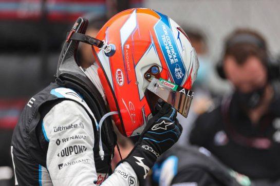 Esteban Ocon (FRA) Alpine F1 Team A521. 26.09.2021. Formula 1 World Championship, Rd 15, Russian Grand Prix, Sochi Autodrom, Sochi, Russia, Race Day. - www.xpbimages.com, EMail: requests@xpbimages.com © Copyright: Charniaux / XPB Images