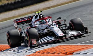 Giovinazzi says puncture thwarted Dutch GP top 10 finish