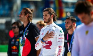 ACI boss urges Italian government to support Giovinazzi in F1