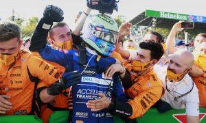 Ricciardo set to test NASCAR Chevy of 'big hero' Earnhardt