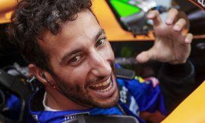Ricciardo seeking to 'build' on Monza glory in Russia