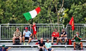F1 bosses disappointed by low Monza attendance