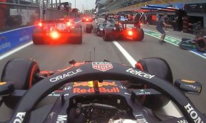 Alpine and Aston Martin fined for pit lane qualifying chaos