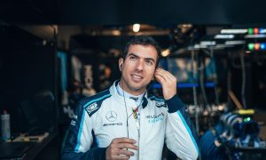 Latifi in the right place to continue 'positive trajectory' in F1