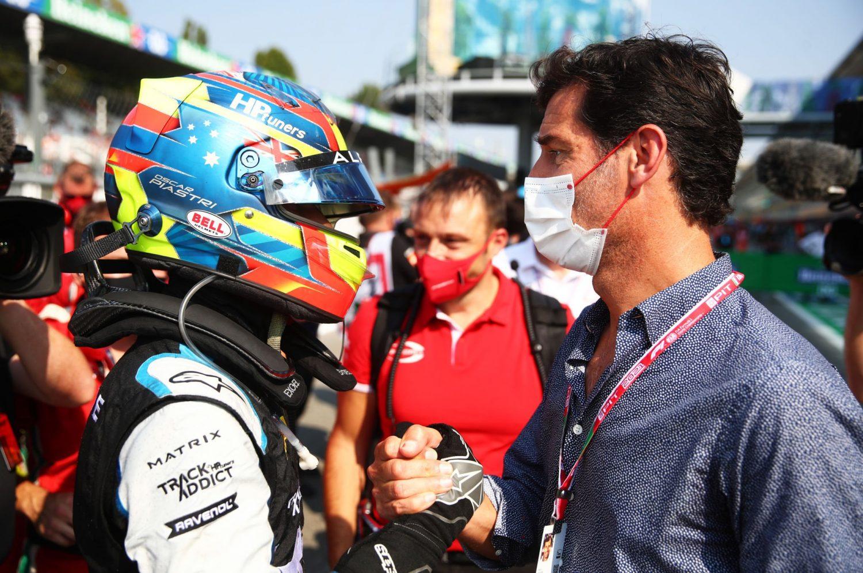 Webber: Piastri facing uncertain future despite 'extraordinary CV'
