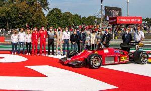 Monza honours the memory of Michele Alboreto