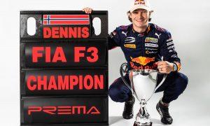 Hauger secures FIA Formula 3 title in Sochi!
