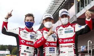 Kubica and C° deliver home win and ELMS title to WRT