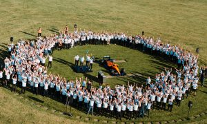 A winning celebration long overdue for McLaren