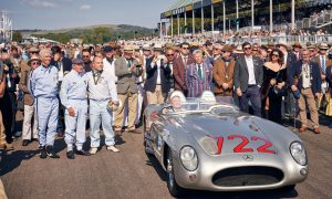 Goodwood revives the memory of Sir Stirling Moss