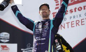 Grosjean: Fighting for podiums in IndyCar 'definitely a revival'