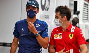 Leclerc convinced 'special talent' Russell will impress at Mercedes