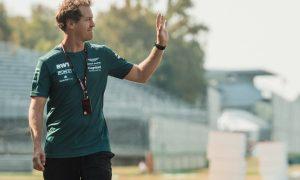 Vettel expecting 'news soon' on future with Aston Martin
