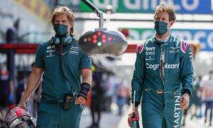 Aston Martin rubbish claims new Vettel deal in doubt
