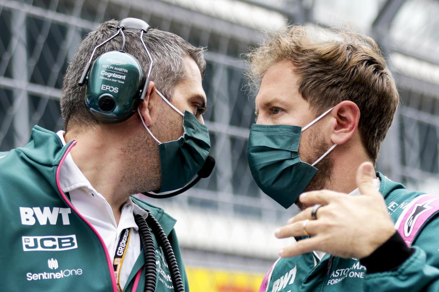 Vettel: Contact with Stroll likely 'a misunderstanding'