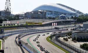 Sochi promoter 'disappointed' not to get double-header from F1