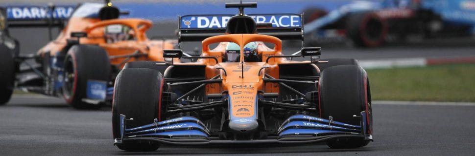 Ricciardo won't let frustrating Turkish GP impact 'momentum'