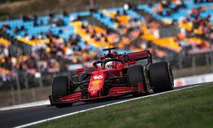 Leclerc hails 'great' P3, but Ferrari pace still track specific