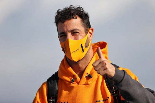 Daniel Ricciardo (AUS) McLaren. 08.10.2021 Formula 1 World Championship, Rd 16, Turkish Grand Prix, Istanbul, Turkey, Practice Day. - www.xpbimages.com, EMail: requests@xpbimages.com © Copyright: Moy / XPB Images