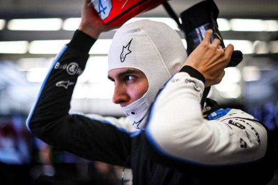 Esteban Ocon (FRA) Alpine F1 Team. 08.10.2021 Formula 1 World Championship, Rd 16, Turkish Grand Prix, Istanbul, Turkey, Practice Day. - www.xpbimages.com, EMail: requests@xpbimages.com © Copyright: Charniaux / XPB Images