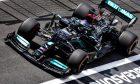 Lewis Hamilton (GBR) Mercedes AMG F1 W12. 08.10.2021 Formula 1 World Championship, Rd 16, Turkish Grand Prix, Istanbul
