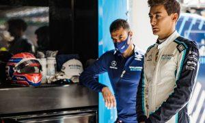 George Russell (GBR) Williams Racing. 09.10.2021. Formula 1 World Championship, Rd 16, Turkish Grand Prix, Istanbul