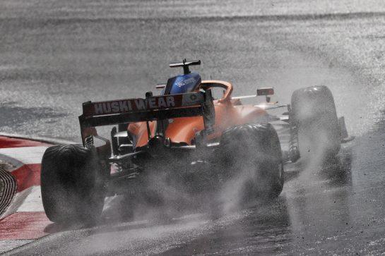 Daniel Ricciardo (AUS) McLaren MCL35M. 09.10.2021. Formula 1 World Championship, Rd 16, Turkish Grand Prix, Istanbul, Turkey, Qualifying Day. - www.xpbimages.com, EMail: requests@xpbimages.com © Copyright: Moy / XPB Images