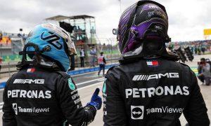 Bottas to start on pole after Hamilton tops qualifying