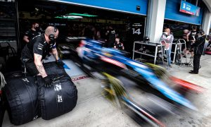 Turkish GP: Saturday's action in pictures