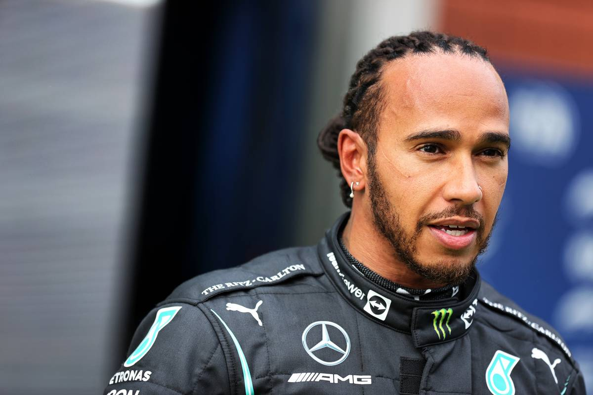 Hamilton: Not my job to worry about Mercedes PU concerns