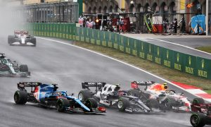 FIA: Gasly 'wholly at fault' for contact with Alonso