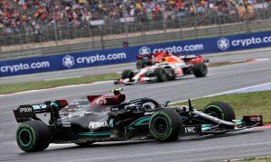 Valtteri Bottas (FIN) Mercedes AMG F1 W12. 10.10.2021. Formula 1 World Championship, Rd 16, Turkish Grand Prix, Istanbul