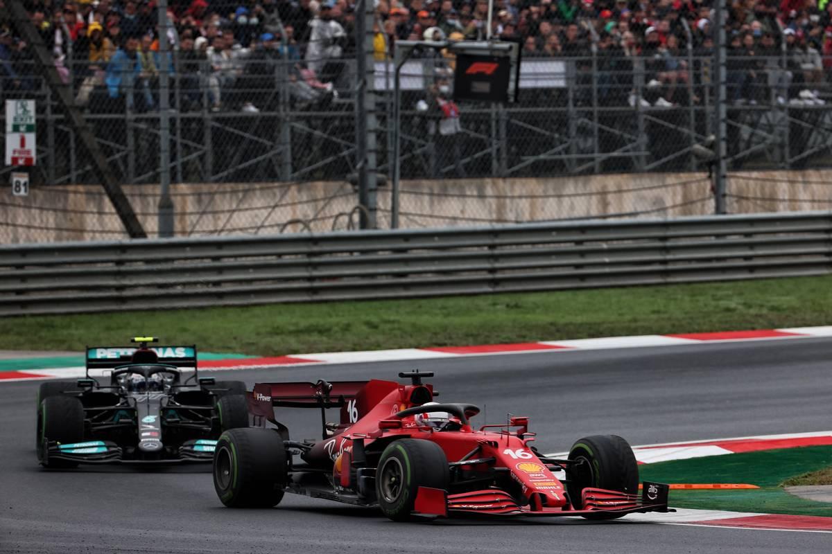 Charles Leclerc (MON) Ferrari SF-21. 10.10.2021. Formula 1 World Championship, Rd 16, Turkish Grand Prix, Istanbul,