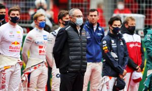 Turkish GP: Sunday's action in pictures