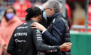 Domenicali teases 'good news' for F1, Briatore follows suit