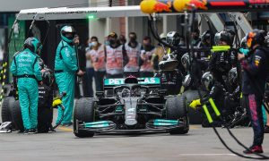 Hamilton didn't expect to lose several positions after late pitstop