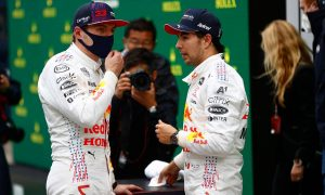 Perez surprised by Verstappen ability 'to deliver without mistakes'
