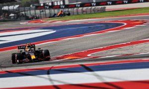 Sergio Perez (MEX) Red Bull Racing RB16B. 22.10.2021. Formula 1 World Championship, Rd 17, United States Grand Prix, Austin
